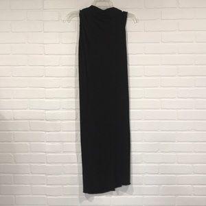Rick Owens Lilies Dress Black 6 draped